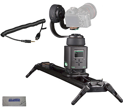 Syrp Genie 3 Axis Kit with Three 2S Link Cables and Microfiber Cloth