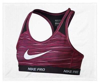 Nike Pro Hypercool Allover Print Girls Sports Bra Training 812306 Multiple Sizes