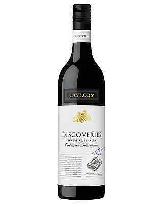 Taylors Discoveries Cabernet Sauvignon bottle Dry Red Wine 750mL Limestone Coast