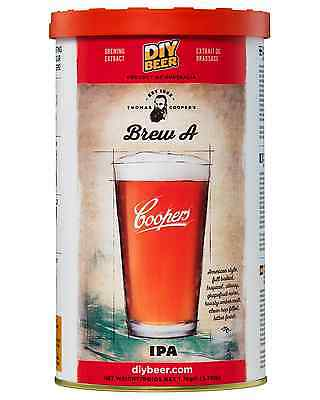 Coopers Thomas Cooper's Brew A IPA 1.7kg pack Bar Accessories