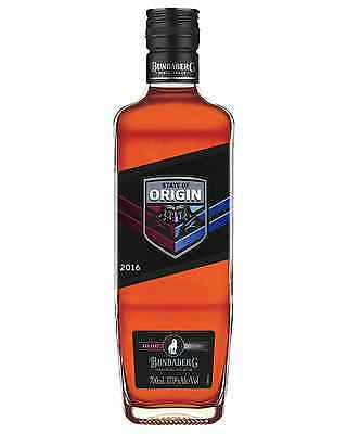 Bundaberg State of Origin Edition 700mL bottle Rum Dark Rum