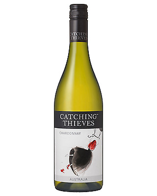 Catching Thieves Chardonnay case of 6 Dry White Wine 750mL