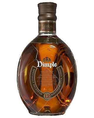 Dimple 12 Year Old Scotch Whisky 700mL case of 6 Blended Whisky