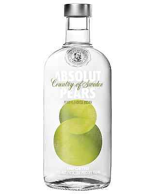 Absolut Pears Vodka 700mL bottle