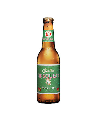 Pipsqueak Apple Cider 330mL case of 24