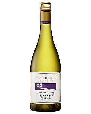 Watershed Awakening Single Vineyard Chardonnay bottle Dry White Wine 750mL