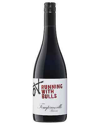 Running with Bulls Barossa Tempranillo case of 6 Dry Red Wine 750mL