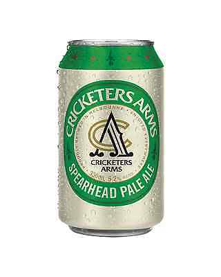Cricketers Arms Spearhead Pale Ale Cans 10 Pack 330mL case of 30 Craft Beer
