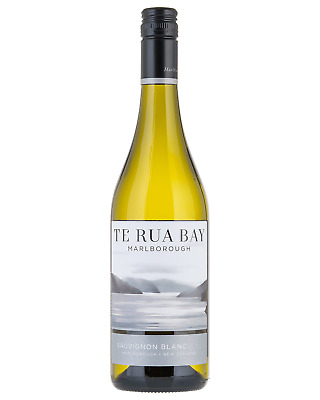 Te Rua Bay Sauvignon Blanc case of 6 Sauvignon  Blanc Dry White Wine 750mL