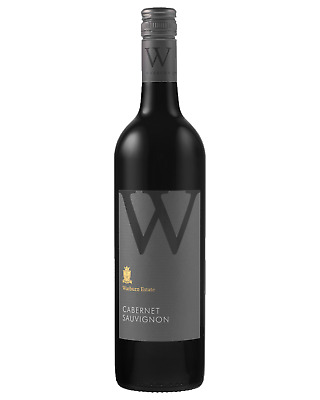 Warburn Premium Reserve Cabernet Sauvignon case of 6 Dry Red Wine 750mL