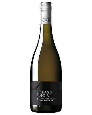 Blass Noir Chardonnay case of 6 Dry White Wine 750mL Adelaide Hills