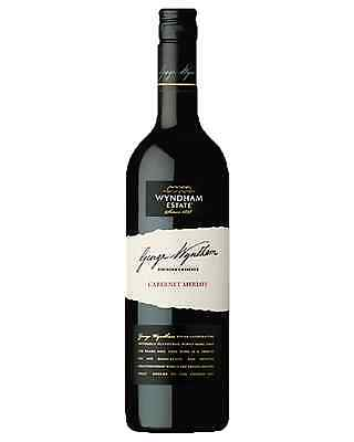 George Wyndham Founder's Reserve Cabernet Merlot case of 6 Dry Red Wine 750mL