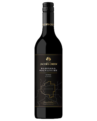 Jacob's Creek Barossa Signature Shiraz bottle Dry Red Wine 750mL Barossa Valley