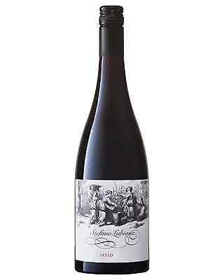 Stefano Lubiana Sasso Pinot Noir case of 6 Dry Red Wine 750mL