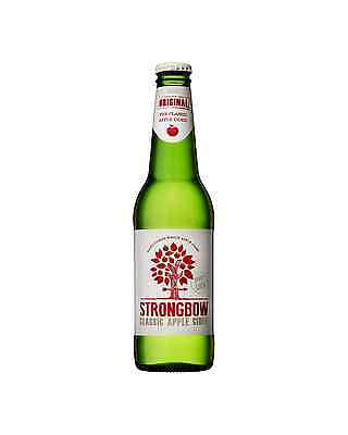 Strongbow Original Cider 355mL case of 24 Apple Cider