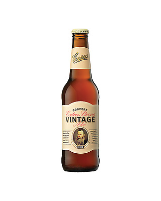 Coopers Vintage Ale 355mL case of 24 Craft Beer