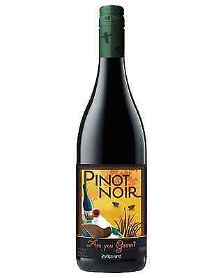 Fowles Are You Game? Pinot Noir Fowles Wine case of 12 Dry Red 750mL