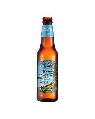 Angry Orchard Crisp Apple Cider 355mL case of 24