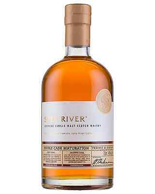 Spey River Double Cask Single Malt Scotch Whisky 700mL bottle Speyside