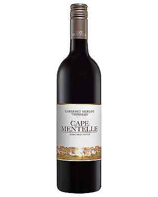 Cape Mentelle Trinders Cabernet Merlot bottle Dry Red Wine 750mL Margaret River
