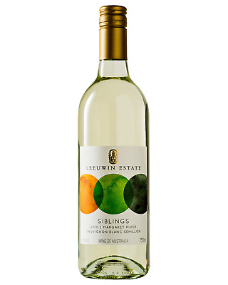 Leeuwin Estate Siblings Sauvignon Blanc Semillon bottle Dry White Wine 750mL