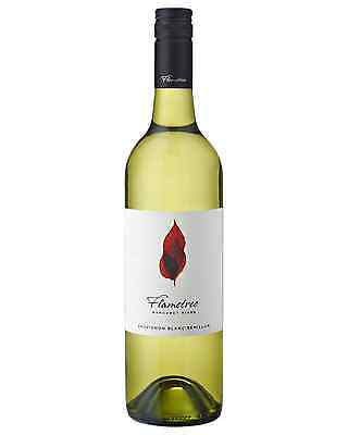 Flametree Sauvignon Blanc Semillon case of 12 Dry White Wine 750mL