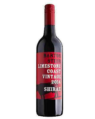 Barton Steer Shiraz case of 6 Dry Red Wine 750mL Limestone Coast