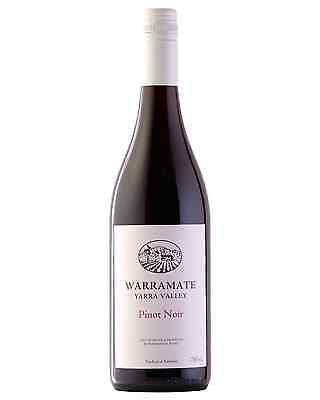 Warramate Pinot Noir bottle Dry Red Wine 750mL Yarra Valley