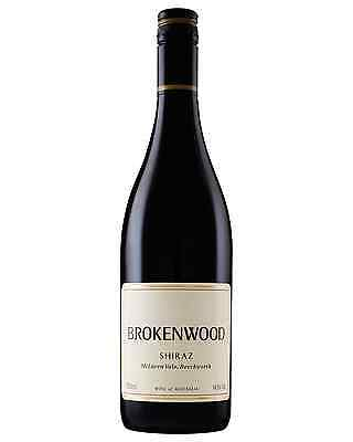 Brokenwood Shiraz case of 6 Dry Red Wine 750mL