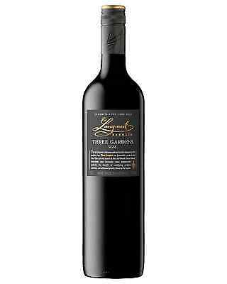 Langmeil Three Gardens Shiraz Mourvedre Grenache bottle Dry Red Wine 750mL