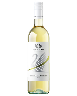 Houghton Chardonnay Verdelho case of 6 Dry White Wine 750mL