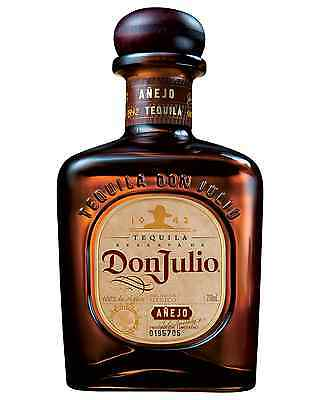Don Julio Anejo Tequila 750mL case of 6 Añejo