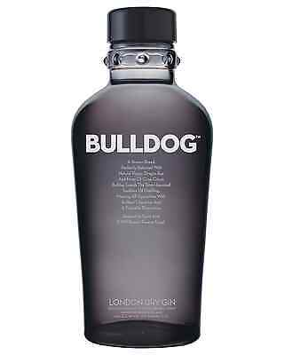 Bulldog London Dry Gin 700mL case of 6
