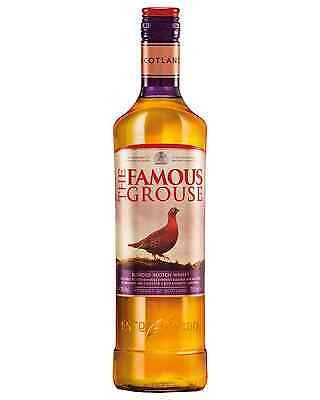 The Famous Grouse Scotch Whisky 700mL case of 6 Blended Whisky