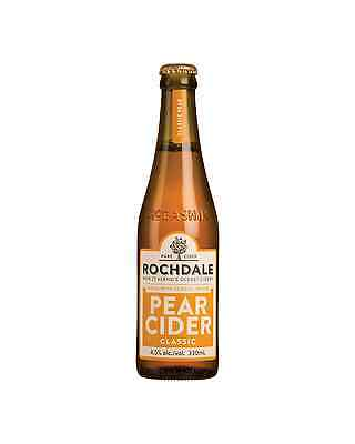 Rochdale Classic Pear Cider 330mL case of 24 Pear/Perry Cider