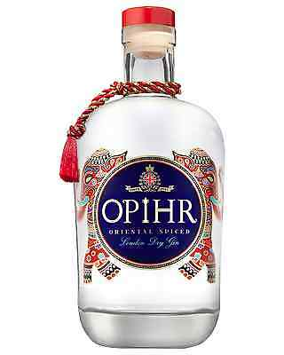 Opihr Spiced Gin 700mL bottle
