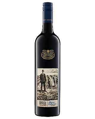 Brown Brothers Ten Acres Shiraz Cabernet bottle Dry Red Wine 750mL Heathcote
