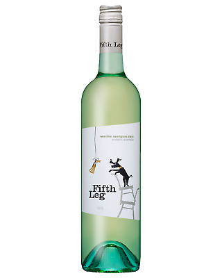 Fifth Leg Semillon Sauvignon Blanc case of 6 Dry White Wine 750mL