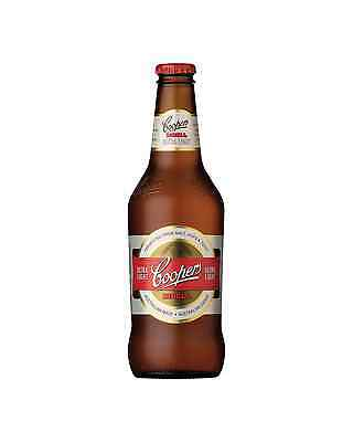 Coopers Birell Ultra Light pack of 6 Non Alcoholic Drinks Lager 375mL