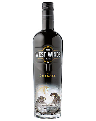 The West Winds Gin The Cutlass Gin 700mL case of 6
