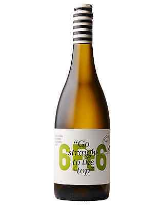 6ft6 Pinot Gris case of 6 Dry White Wine 750mL Geelong