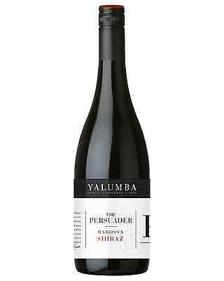 Yalumba The Persuader Shiraz case of 6 Dry Red Wine 750mL Barossa Valley
