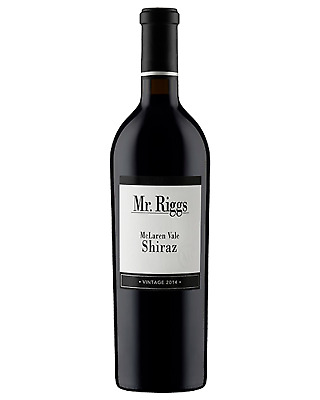 Mr Riggs Shiraz bottle Dry Red Wine 750mL McLaren Vale