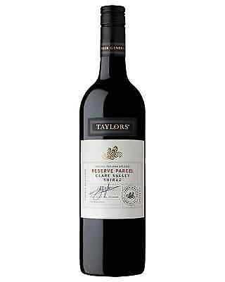 Taylors Reserve Parcel Shiraz bottle Dry Red Wine 750mL Clare Valley
