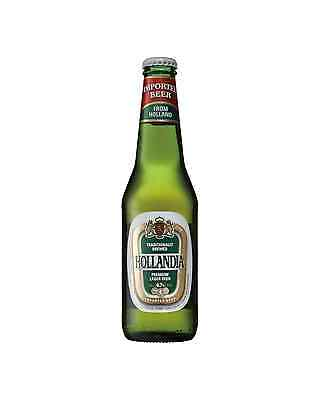 Hollandia Beer 330mL case of 24 International Beer Lager