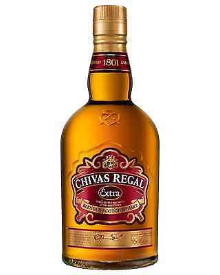 Chivas Regal Extra Blended Scotch Whisky 700mL case of 6 Blended Whisky