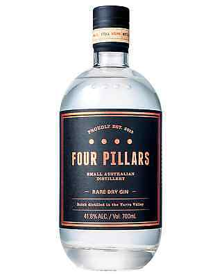 Four Pillars Rare Dry Gin 700mL case of 6 Yarra Valley