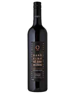 Claymore Dark Side of the Moon Shiraz bottle Dry Red Wine 750mL Clare Valley