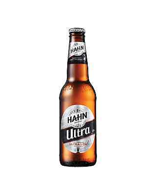 Hahn Ultra Bottles 330mL case of 24 Low alcoholic beer Lager