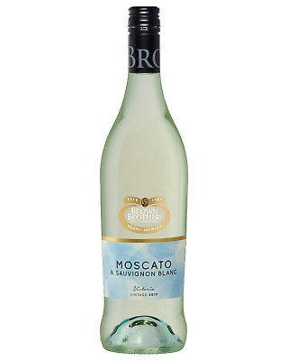 Brown Brothers Moscato Sauvignon Blanc case of 6 Dry White Wine 750mL